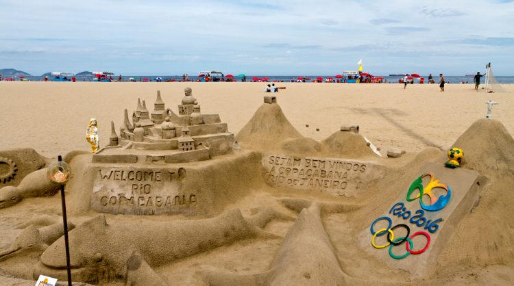Rio Olympic Inspired