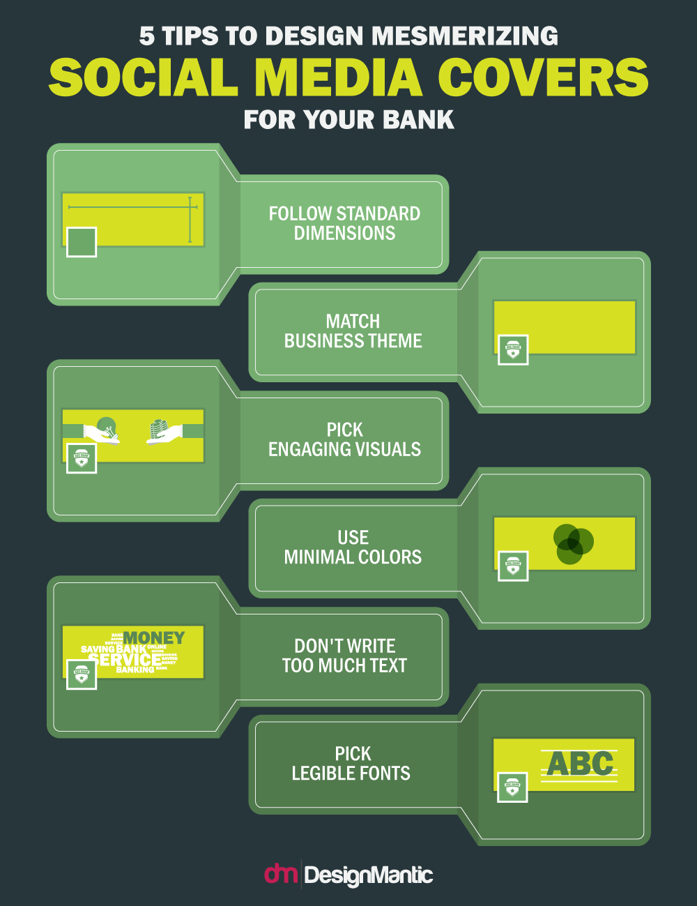 Social Media Covers For Your Bank