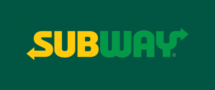 SubWay New Logo