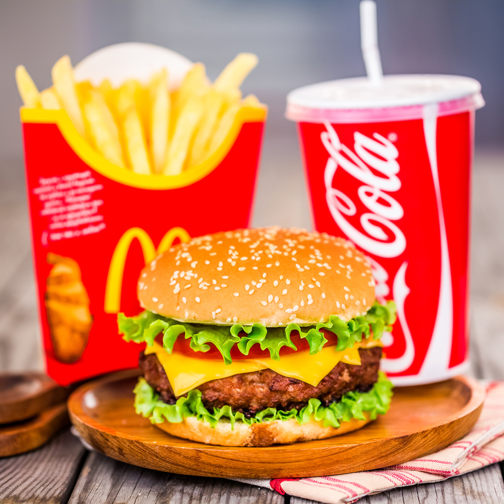 pictures This Is Why The Coke At McDonalds Tastes So Much Better Than At Other Fast Food Restaurants