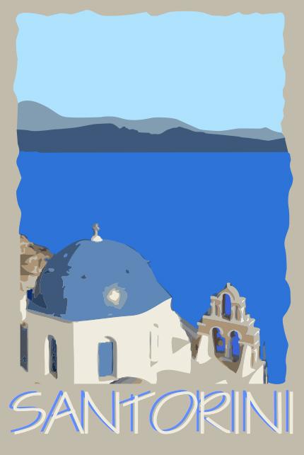 european postcards