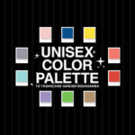 Unisex Color Palette