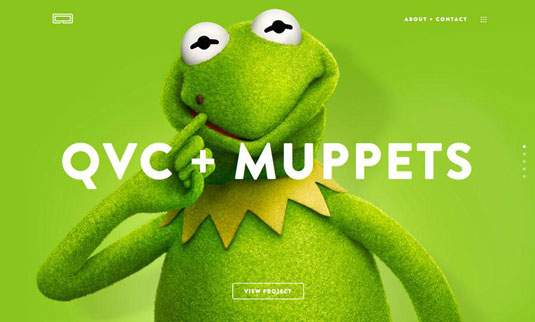 familiar muppet