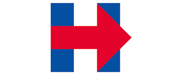 hillarys official campaign logo