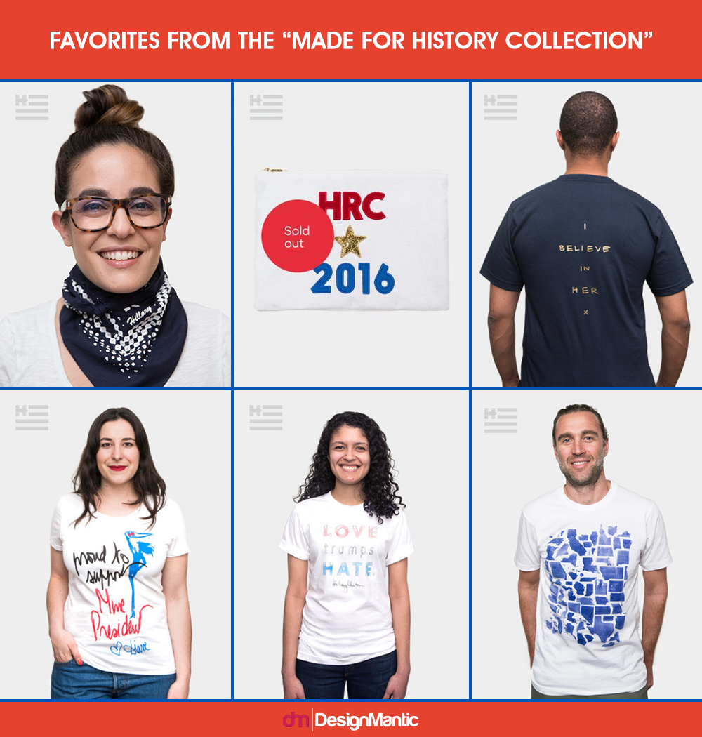 made for history collection