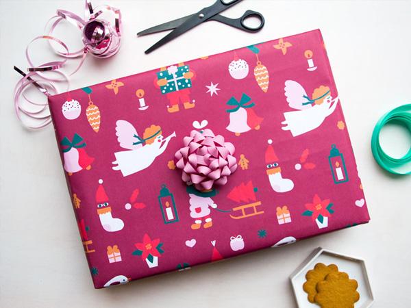 Joulu Gift Wrap