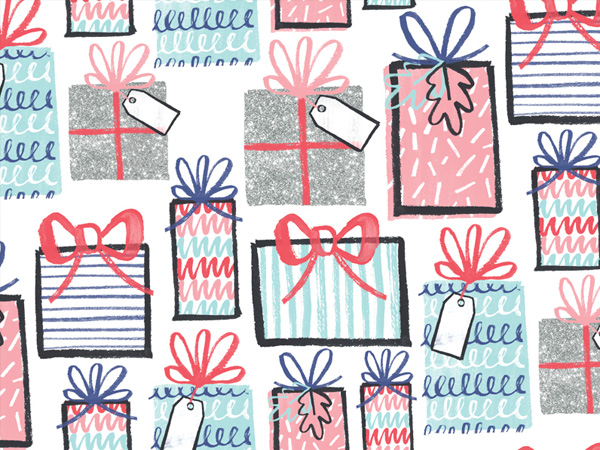Christmas Presents Pattern