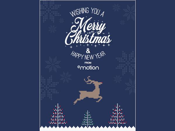 Digital Holiday Card