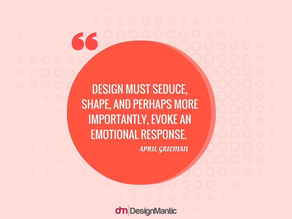 Graphic Design Quotes 10 Quotes About Emotional Design  Designmantic