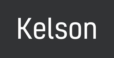 kelson font