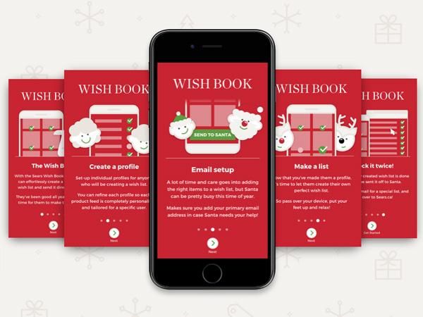 Wish Book App