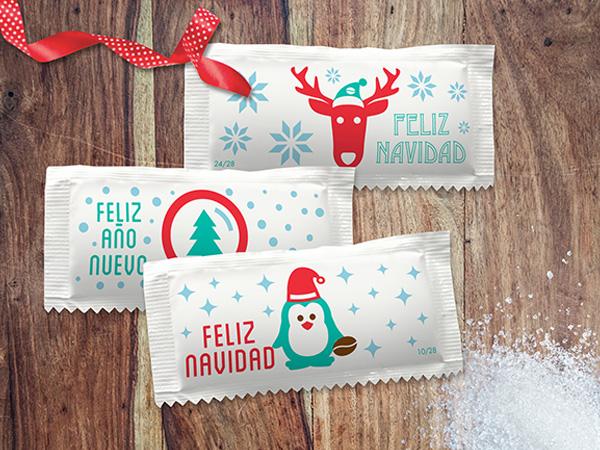 Christmas Sachet Packaging