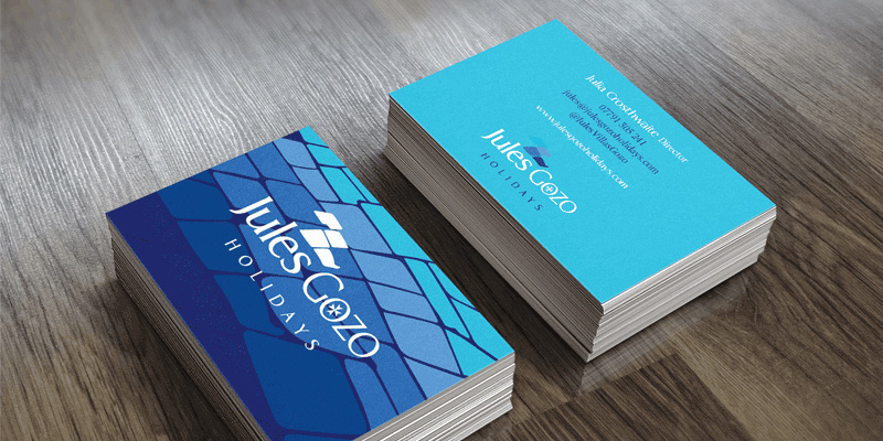 travel business cards 1