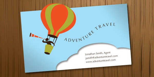 travel business cards 4