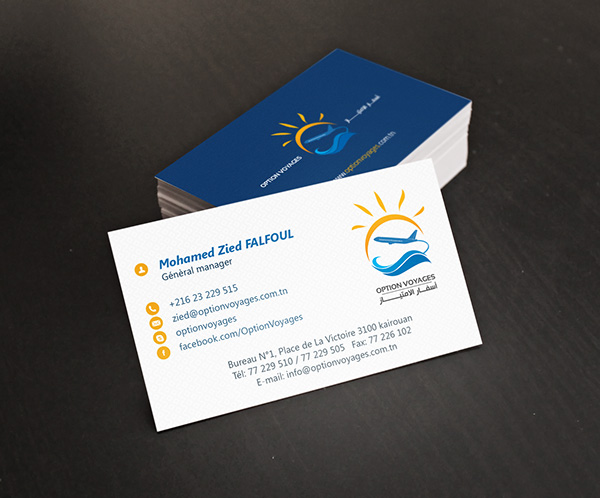 Branding in the travel industry designmantic the design shop travel business cards 6 colourmoves