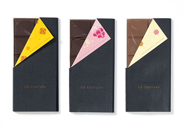 co couture chocolate packaging 1