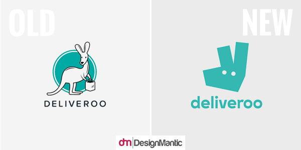 deliveroo old and new logo
