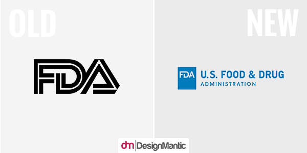 fda old and new logo
