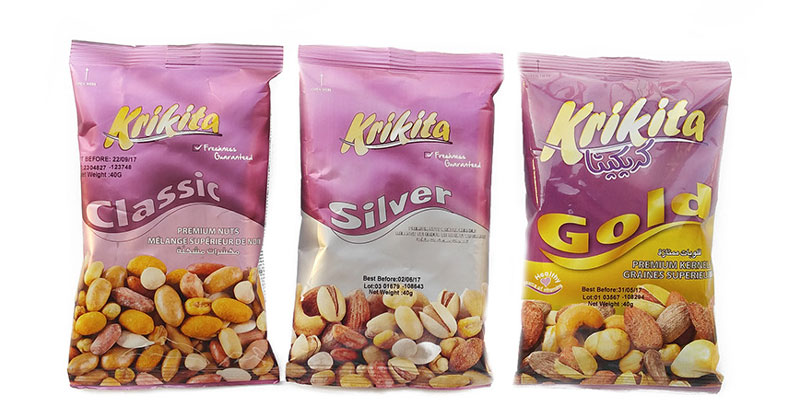 krikita nuts packaging 1