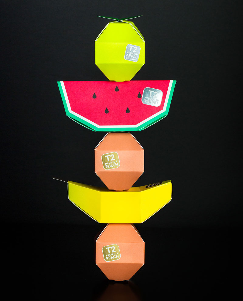 tea mini fruits packaging 1