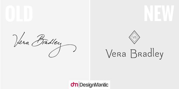 vera bradley old and new logo