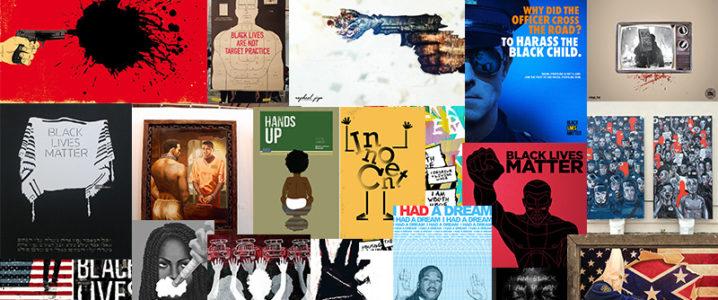 black history month art