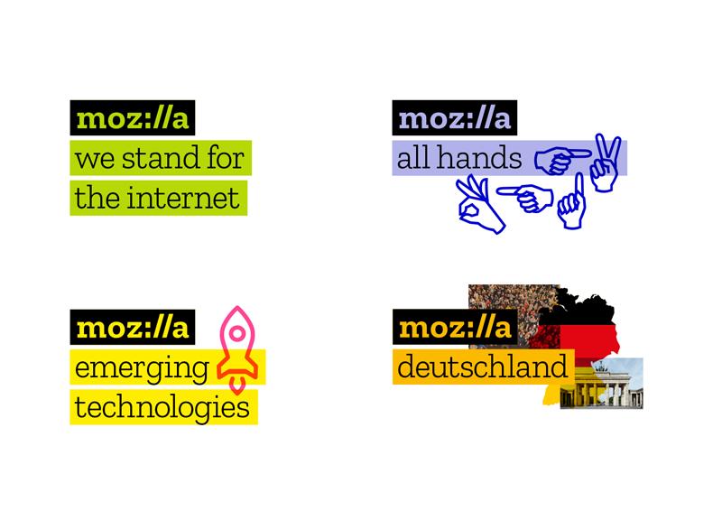 new mozilla brand