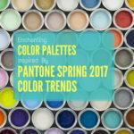 Pantone Spring 2017 Color