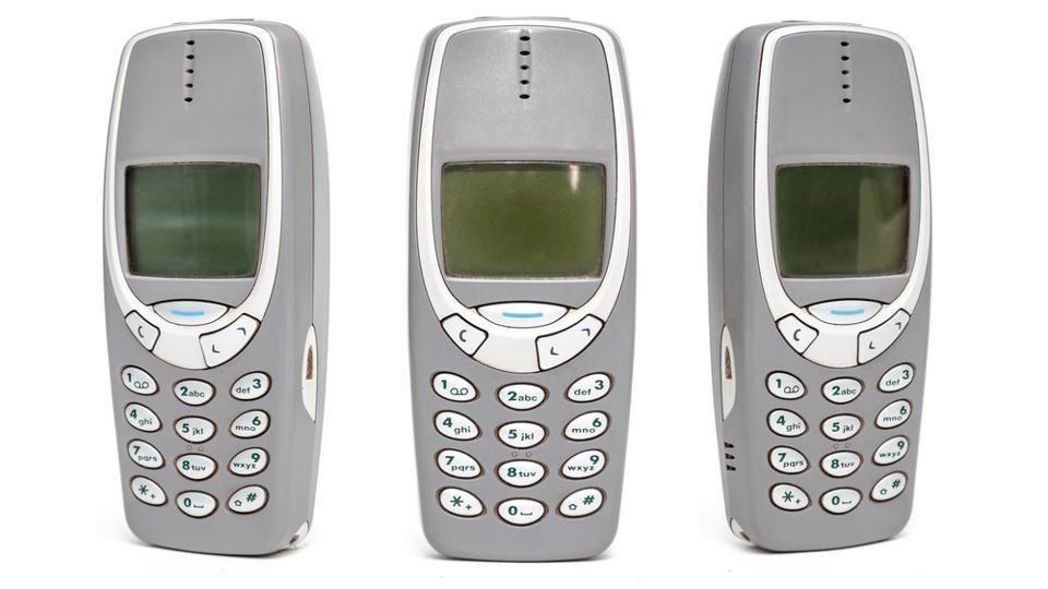 Old Nokia 3310
