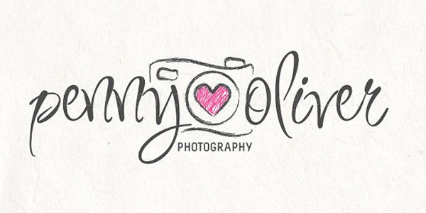 Penny Oliver Photography Combination Mark