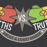 Myths Truths logo maker