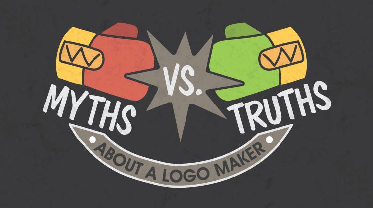Myths Truths logo maker