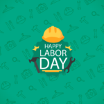 Vintage Labor Day Posters