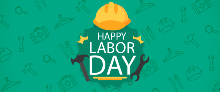 Old Labor Day Poster Art Lessons Designmantic The