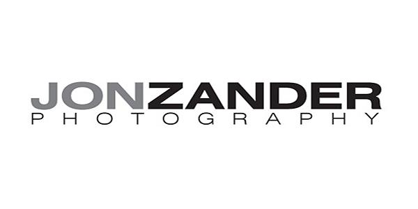 Jon Zander Photography Wordmark