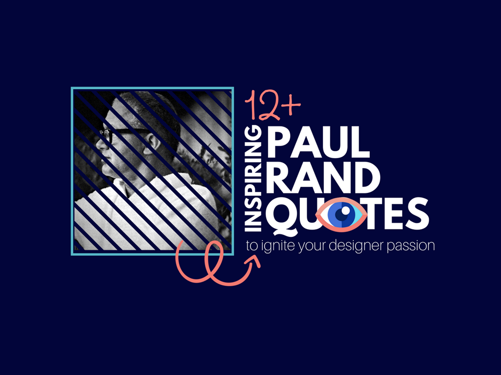 pinpointing who and what inspired paul rand in his groundbreaking design Vignelli had used his design skills to tidy up reality all inspired by mr vignelli's clear style—to his upper east side home paul rand, leo.