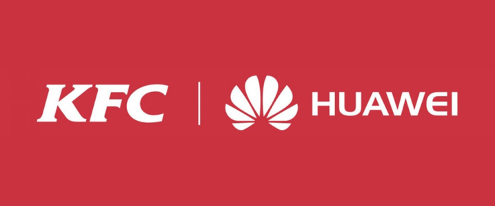 KFC and Huawei