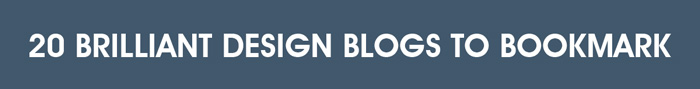 creative design blogs