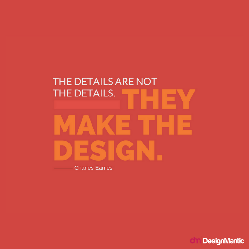 16 Quotes For New Designers | DesignMantic: The Design Shop