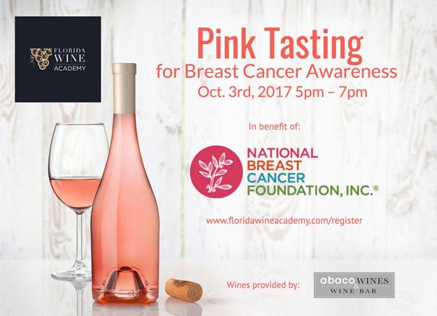 Florida Wine Academy Taste Pink