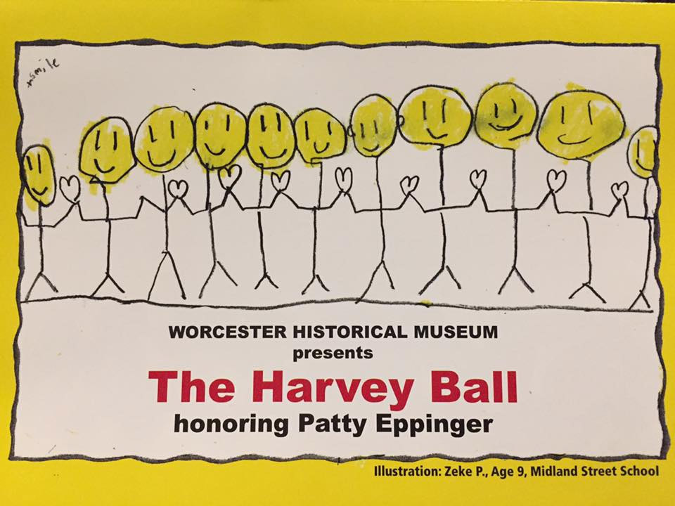 Harvey Ball Smile Award and The Celebrations
