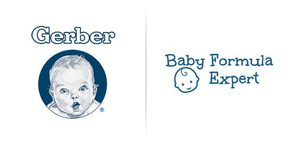 Gerber And Baby Formula Expert Logo