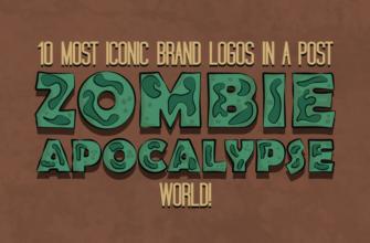 10 Logos In Zombie Apocalypse