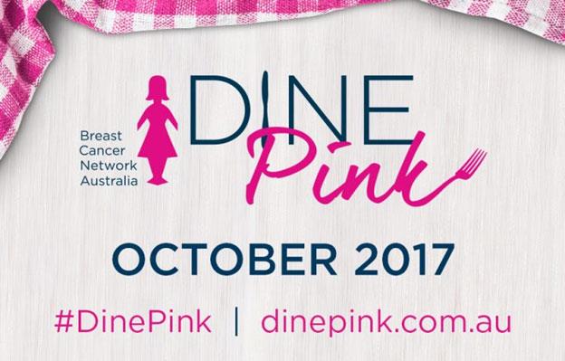 Southgate Restaurants Dine Pink