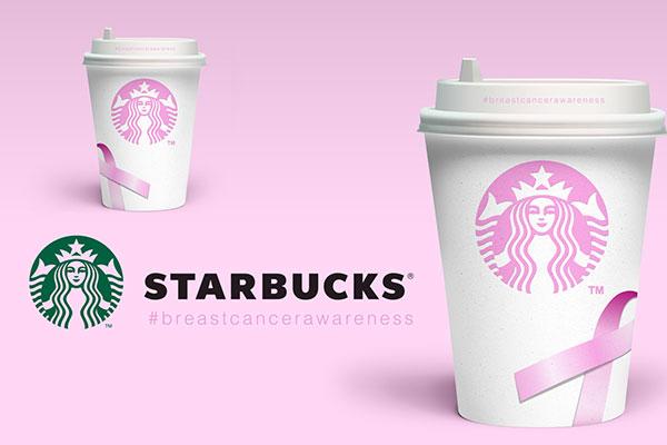 Starbucks Pink Is Mine