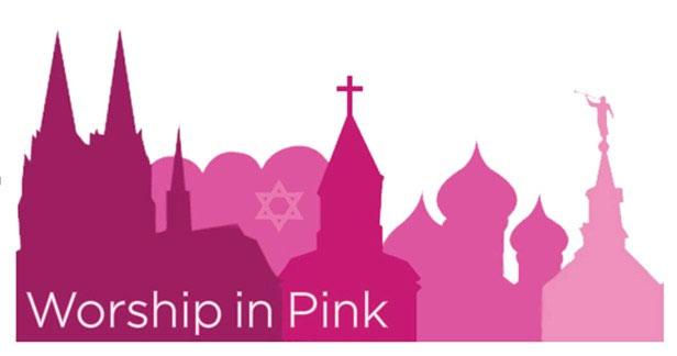Susan g. Komen Worship in Pink