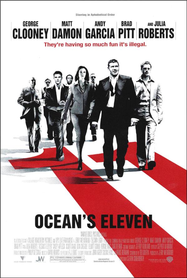 The Ocean Eleven