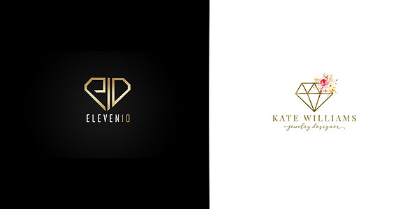how to design a jewelry logo designmantic the design shop