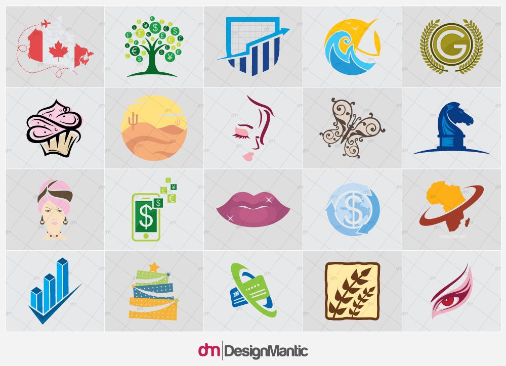 Logo Templates - DesignMantic
