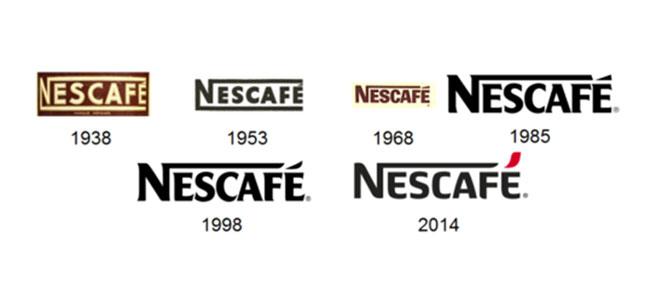 Nescafe Logos